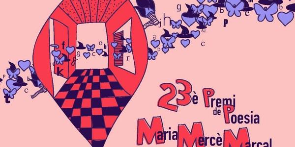23 Premi de Poesia Maria Mercé Marçal