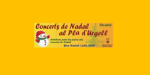 Concert de Nadal a Linyola a càrrec de la Coral Flor de Lli