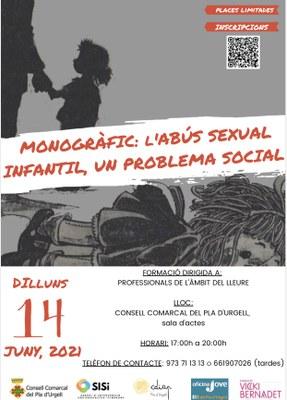 Formació per a la prevenció i detecció de l'abús sexual infantil