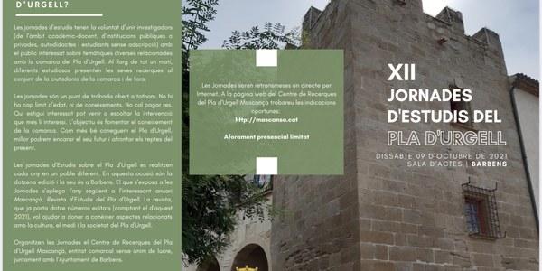 Jornades d'Estudis del Pla d'Urgell