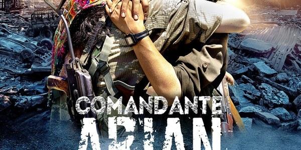 Projecció de la película Comandante Arian de la directora Alba Sotorra, a l'Estany d'Ivars i Vila-sana