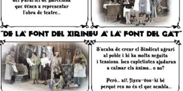 Teatre de denúncia contra la violència de gènere