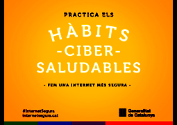 Hàbits cibersaludables