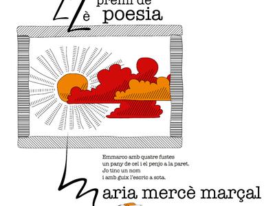 Bases 22è premi de poesia Maria Mercè Marçal