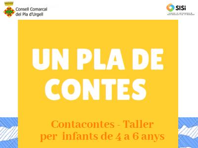 4 municipis del Pla d'Urgell participen al Pla de Contes