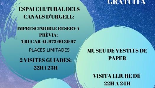 Arriba la 4a edició de la Nit dels Museus a Mollerussa