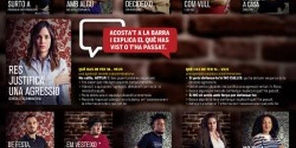 Campanya de prevenció contra les agressions sexistes i sexuals a les festes majors