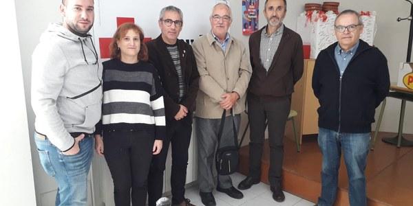 Col·laboració amb Creu Roja Pla d'Urgell