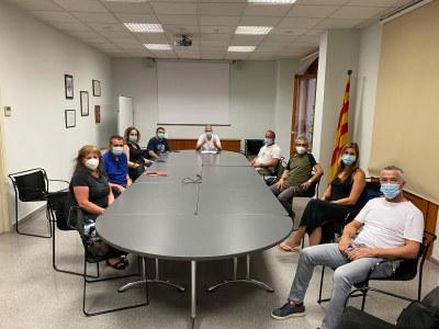 Col·laboració del Consell amb el Consell Esportiu del Pla d'Urgell
