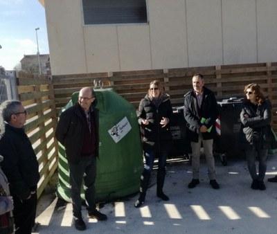 Imatge d'arxiu de la visita del president i alcaldes i alcadesses del Pla d'Urgell a Balsareny