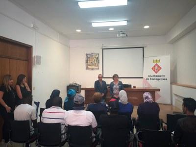 Cursos d'alfabetització en català organitzats pel Consell Comarcal