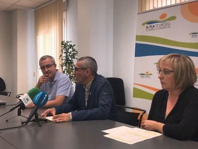 El Consell gestionarà més d'1.300.000 euros per al retorn a les aules