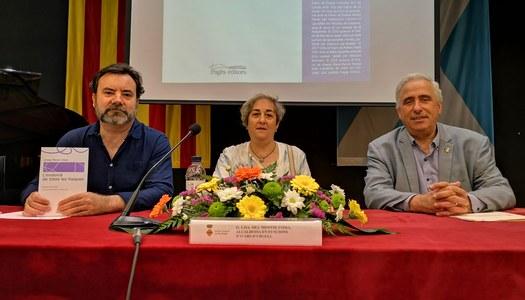 El Fòrum Maria Mercè Marçal d'Ivars d'Urgell, escenari de la presentació de l'obra guanyadora del XX Premi de Poesia Maria Mercè Marçal