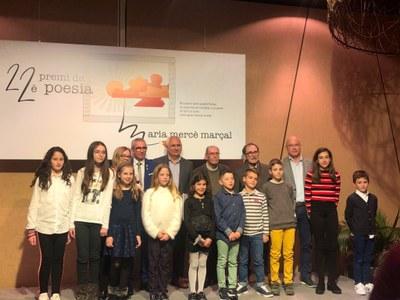 El mollerussenc Jaume Suau guanya el 22è Premi de Poesia Maria-Mercè Marçal
