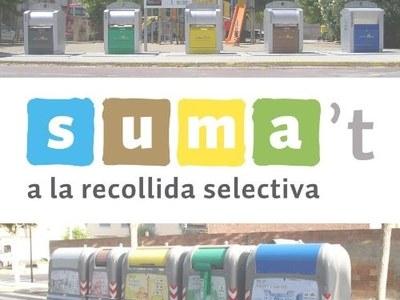 El Pla d'Urgell recupera el 84% dels residus que van a les deixalleries