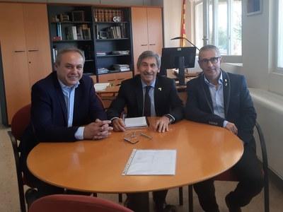El Pla d'Urgell sol·licita una estació ITV per a la comarca