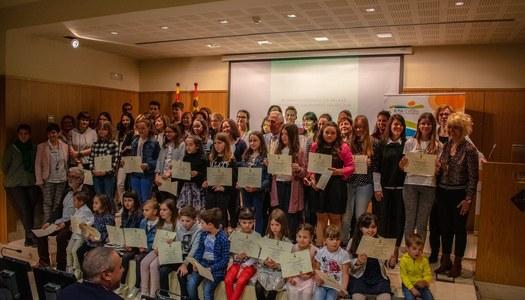 El Servei Educatiu del Pla d'Urgell i el Consell Comarcal lliuren els premis El Sol del Pla del XIIIè Premi de Poesia i d'Il·lustració El Sol del Pla