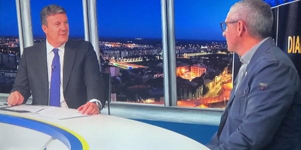 Entrevista del president Panadés a Lleida TV