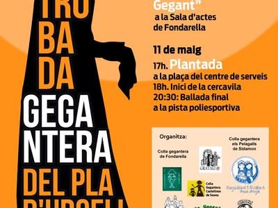 Fondarella serà la capital gegantera del Pla d'Urgell 2019