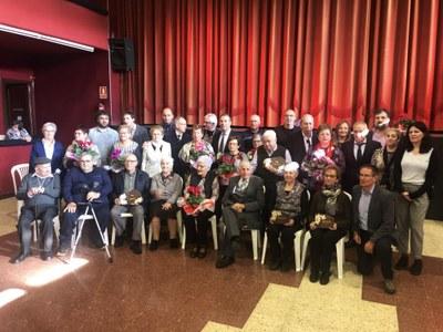 Homenatge a les persones de més edat d'Ivars d'Urgell