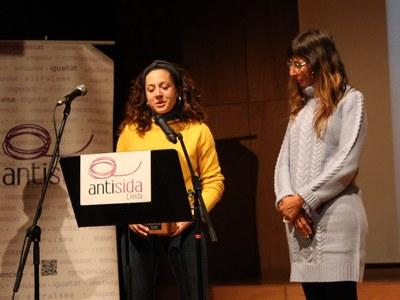 L'Associació Antisida premia l'Oficina Jove del Pla d'Urgell