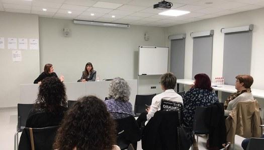 Presentació dels serveis d'atenció a les persones