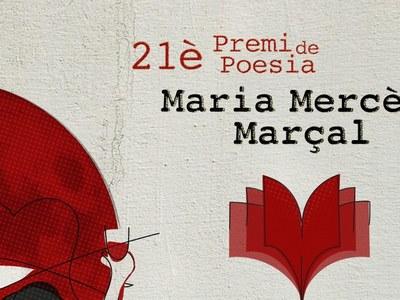 Publicades les bases del 22è Premi de Poesia Maria Mercè Marçal