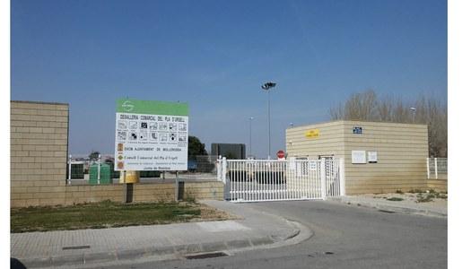 Reobren les deixalleries fixes de Mollerussa i Castellnou de Seana