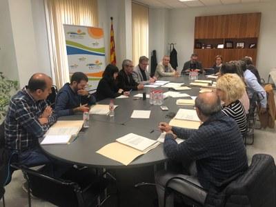 Reunió del Consell General del Consorci de l'Estany d'Ivars i Vila-sana