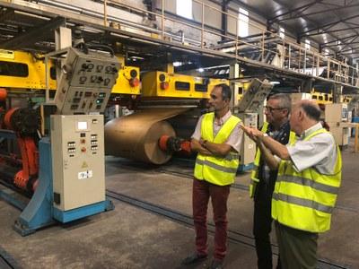 Suport a l'activitat industrial del Pla d'Urgell