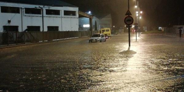 Resum d'afectacions per les pluges a la comarca del Pla d'Urgell