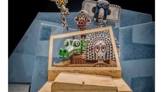 Teatre per a infants amb l'obra Safari