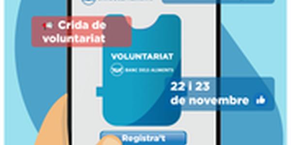 Vols ser voluntari del Gran Recapte?